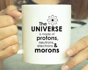 Science Mug - Science Gift - Coffee Mug - Funny Mug - Science Teacher Gift - Nerd Mug - Gift For Scientist - Funny Coffee Mug - Gift For Him