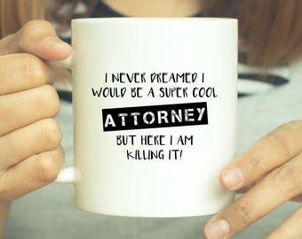 Attorney Gift, Lawyer Gift, Law School, Attorney, Law School Gift, Law Student, Gifts For Lawyer, Law Student Gift, Attorney Mug, Lawyer Mug