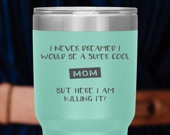 Mom Mug Mom Coffee Mug Mother's Day Coffee Mug Mom Gift Mother's Day Gift Ideas Mom Birthday Gift from Daughter Travel Mug Keep Cup To Go