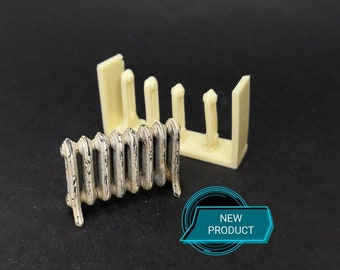 1/35 Scale Radiators of the WWII period
