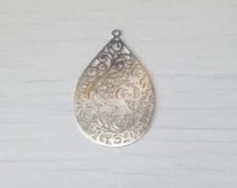 Print drop silver