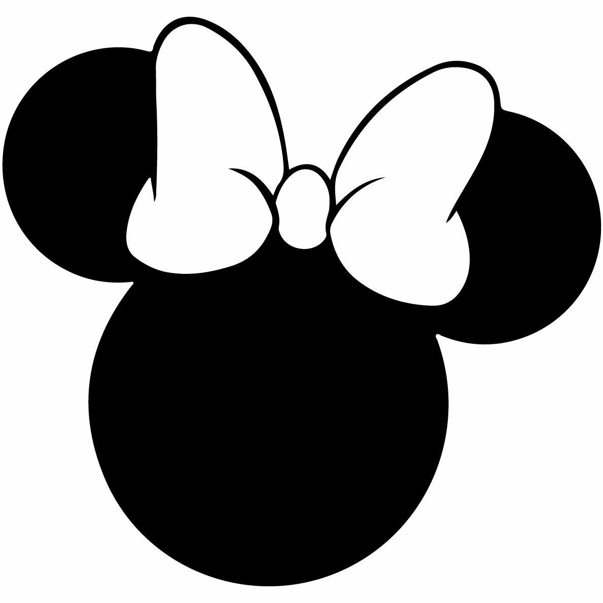minnie mouse svg outline laptop cup decal svg digital free bunny clipart pictures to download free bunny clipart black and white