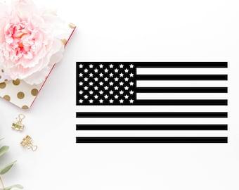 American Flag SVG - Fourth Of July Svg - Flag dxf - Flag  png