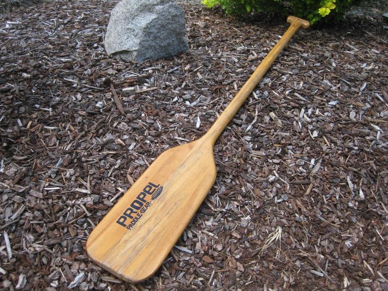 """48/"""" Wood Canoe Paddle"""
