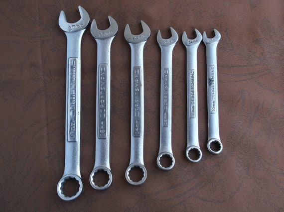 6-18mm Wrench Set Genuine Gearwrench Ratchet Spanners