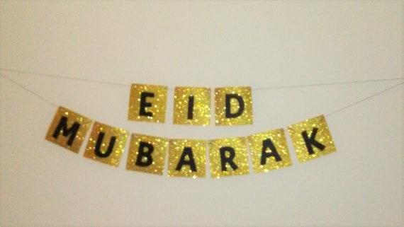 Eid Mubarak Ramadan Decorations Muslim Holiday Eid Etsy