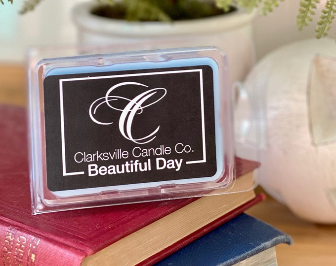 Beautiful Day All Natural Soy Wax Melts 2.75oz