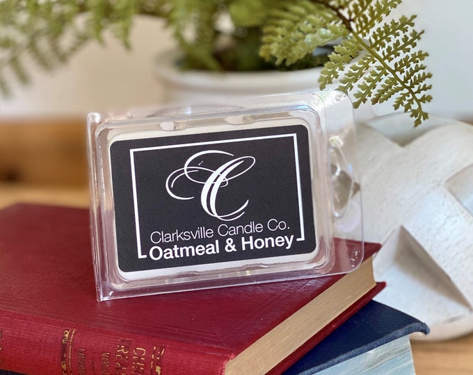 Oatmeal & Honey All Natural Soy Wax Melts 2.75oz