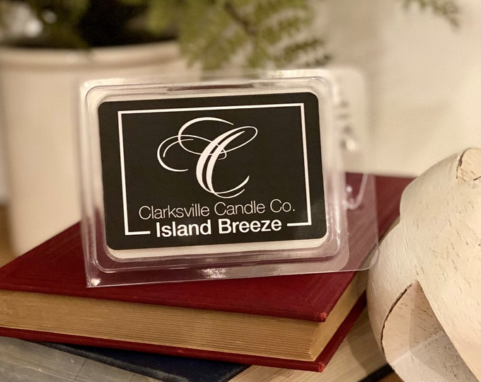 Island Breeze All Natural Soy Wax Melts 2.75oz