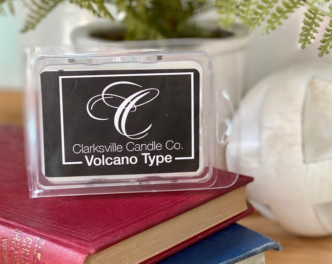 Volcano Type All Natural Soy Melts 2.75oz