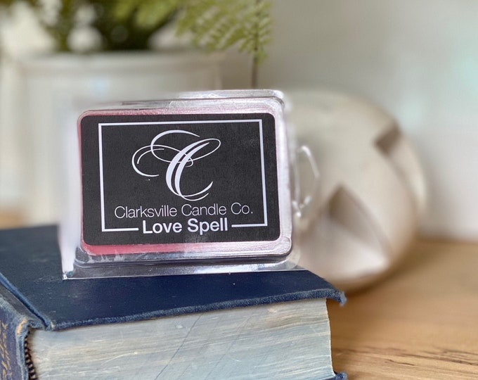 Love Spell All Natural Soy Wax Melts 2.75oz