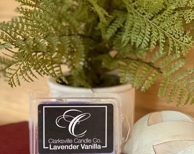 Lavender Vanilla All Natural Soy Wax Melts 2.75oz