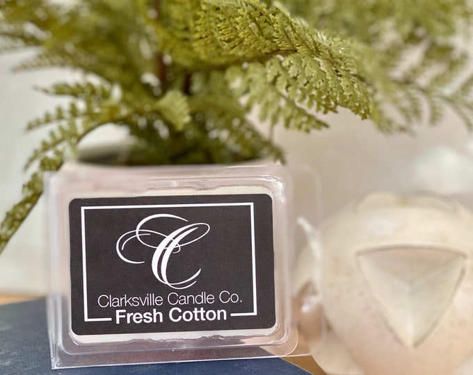 Fresh Cotton All Natural Soy Wax Melts 2.75oz