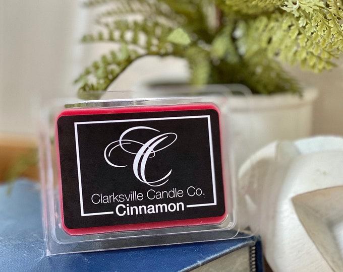 Cinnamon All Natural Soy Wax Melts 2.75oz