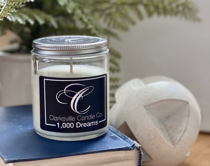 1,000 Dreams All Natural Soy Candle 12oz