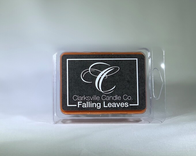 Falling Leaves All Natural Soy Wax Melts 2.75oz