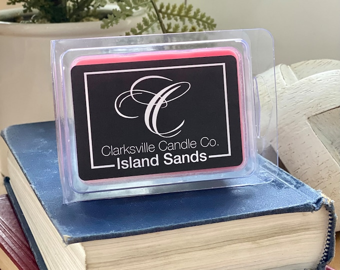 Island Sands All Natural Soy Wax Melts 2.75oz