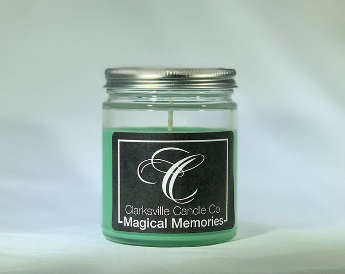 Magical Memories All Natural Soy Candle 6oz