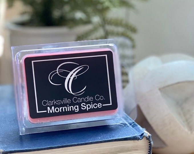 Morning Spice All Natural Soy Wax Melts 2.75oz