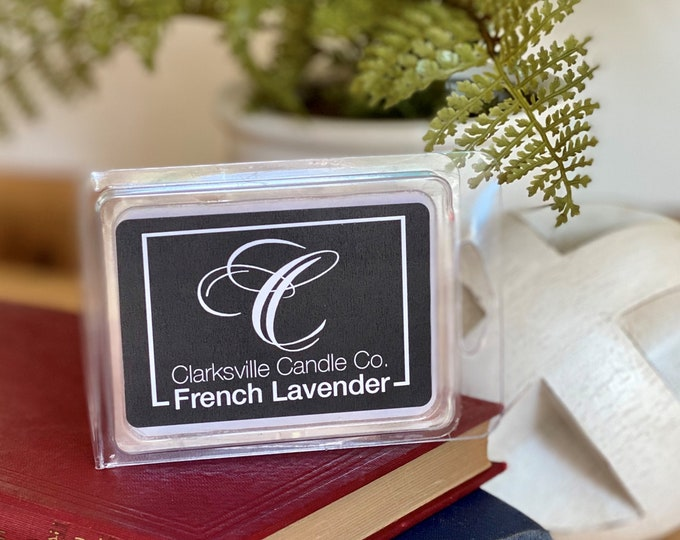 French Lavender All Natural Soy Wax Melts 2.75oz