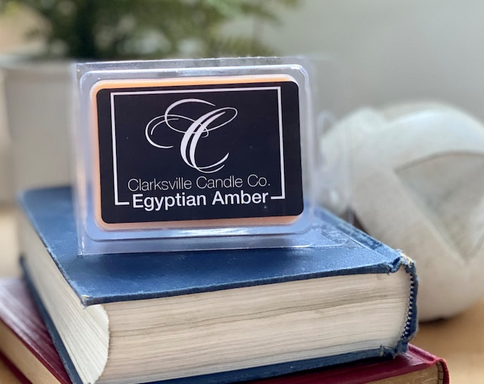 Egyptian Amber All Natural Soy Wax Melts 2.75oz