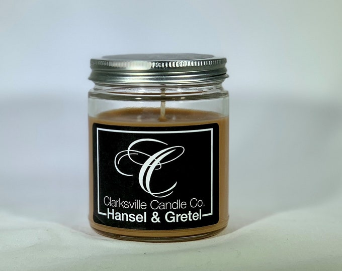 Hansel & Gretel All Natural Soy Candle 6oz