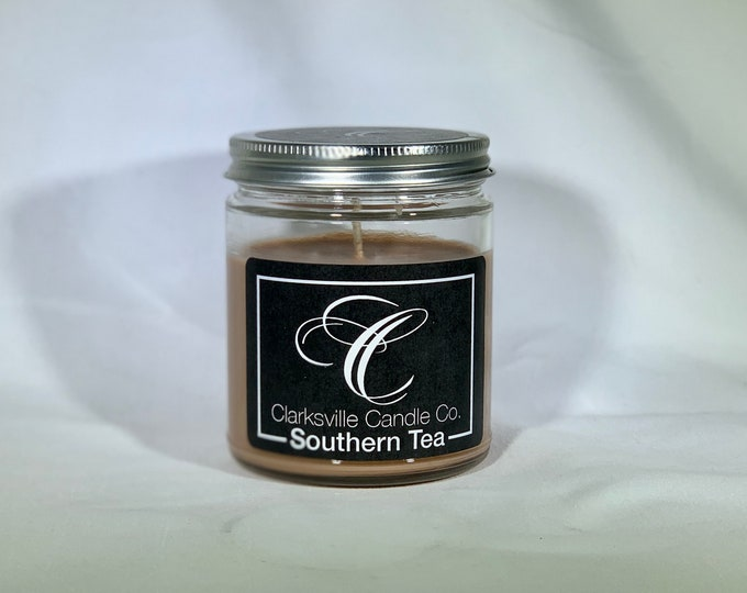 Southern Tea All Natural Soy Candle 12oz