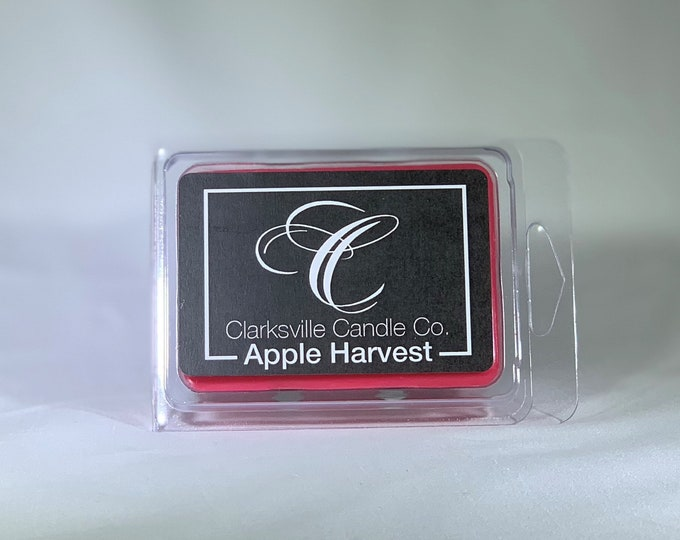 Apple Harvest All Natural Soy Wax Melts 2.75oz