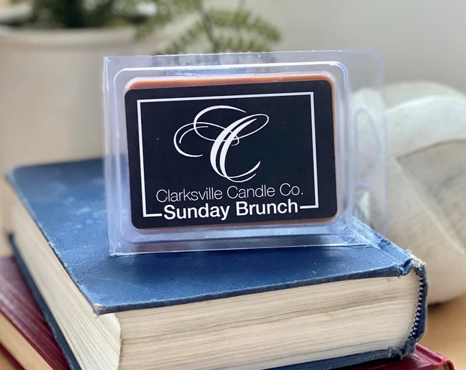 Sunday Brunch All Natural Soy Wax Melts 2.75oz