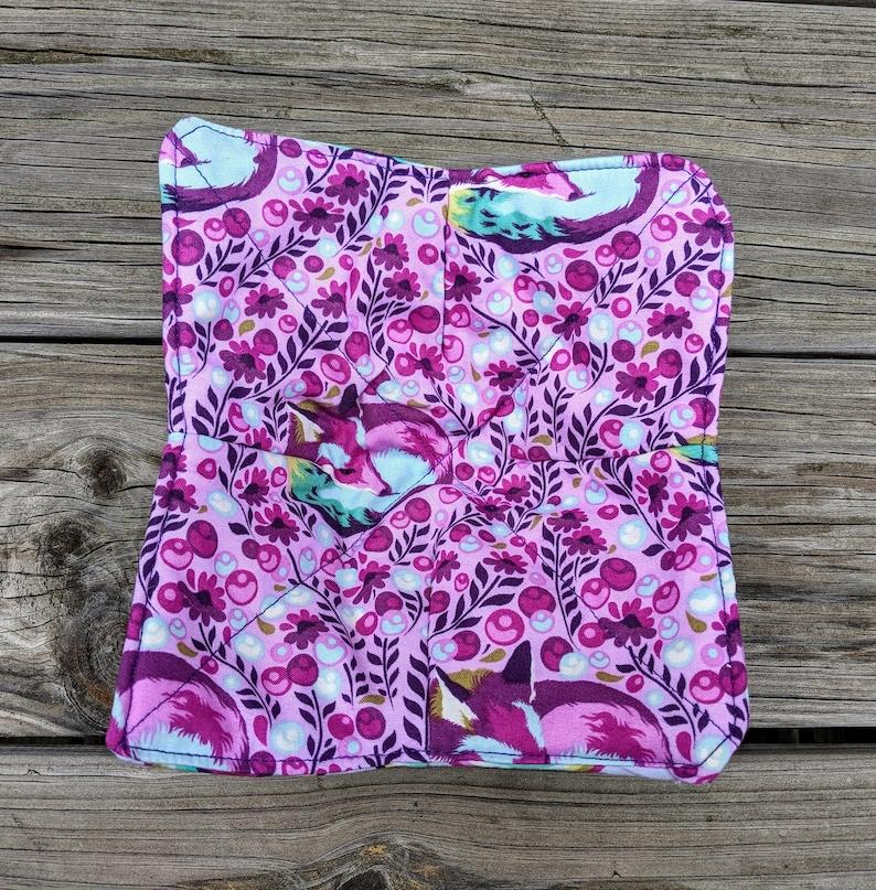 Bowl Cozy Potholder Bowl Holder Housewarming Gift Hot Pad image 0