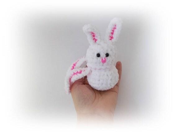 Osterhase Stofftier Häkeln Bunny Amigurumi Hase Etsy