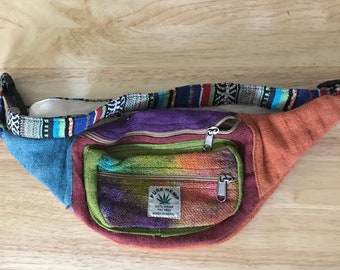 3136037a80b1 Tie dye fanny pack | Etsy