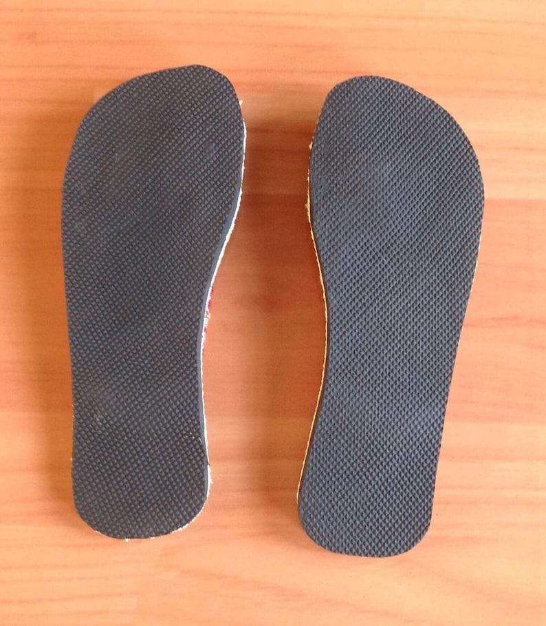 Hemp Flip Flops