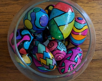Small Painted Stones