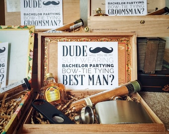 Best Man Etsy