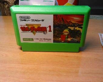 Zelda FAMICOM Nintendo