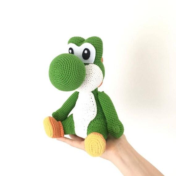 Yoshi crochet pattern / PDF EN   Etsy