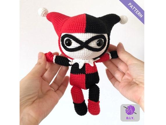 Check out my Deadpool Amigurumi on @DeviantArt!   Patrones amigurumi,  Animales de ganchillo, Muñeca amigurumi   428x570