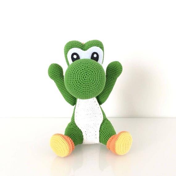 Yoshi patron au crochet / PDF FR