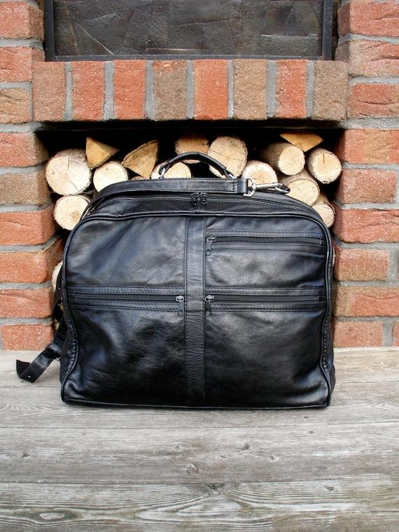 duffel bag-leather duffel bag-leather overnight tr