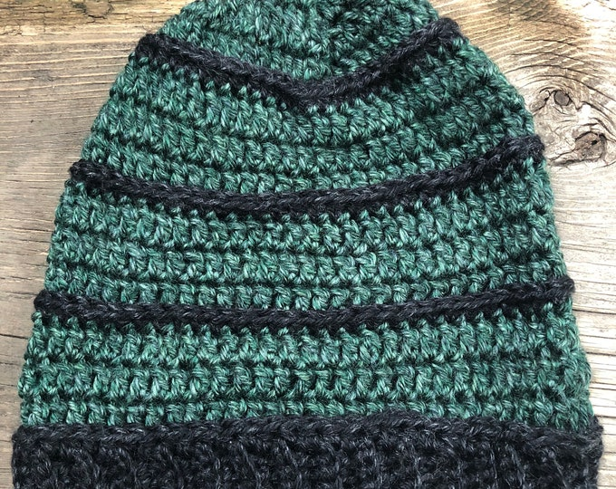 CROCHET PATTERN: The Karen Beanie | Crochet pattern, hat pattern, beanie pattern, toque pattern