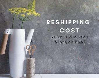 Reshipping or Shipping upgrade