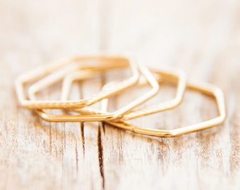 Stacking ring, Tiny ring, Simple gold ring, Thin ring, Gold stacking ring, Thin gold ring, simple ring, skinny ring, Gold skinny ring