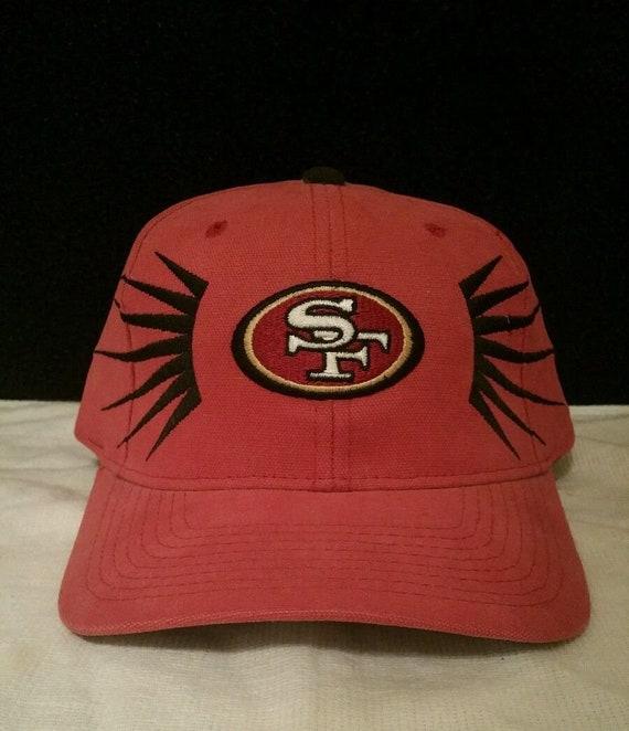 590c3b0d7b0 Vintage San Francisco 49ers NFL PROLINE Authentic The