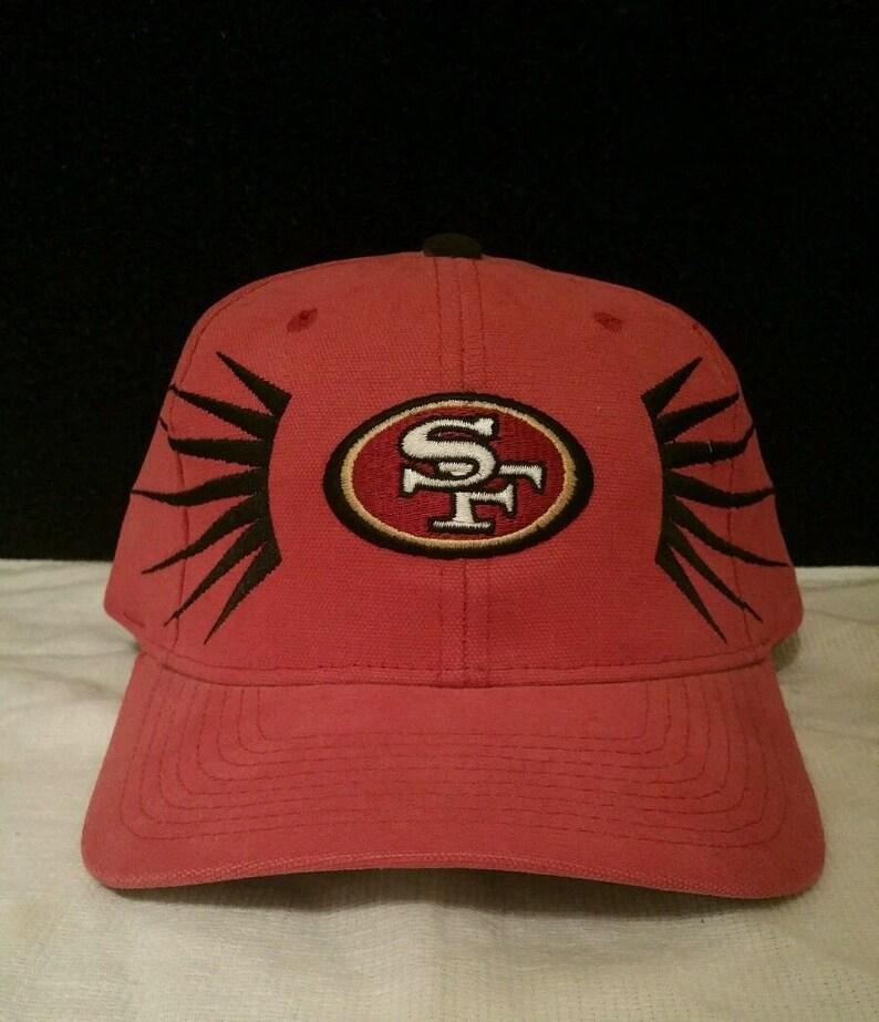 7906b8388d9656 Vintage San Francisco 49ers NFL PROLINE Authentic The | Etsy