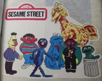 Sesame Street Transfer