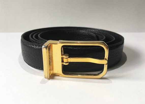 Ungaro vintage leather belt