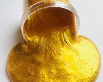 Metallic Gold Slime | Borax-Free