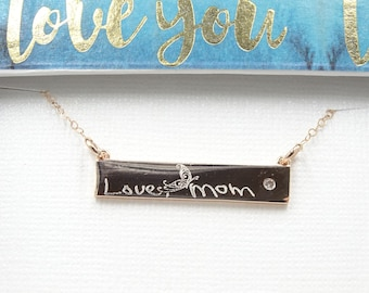 Personalized Name Bars