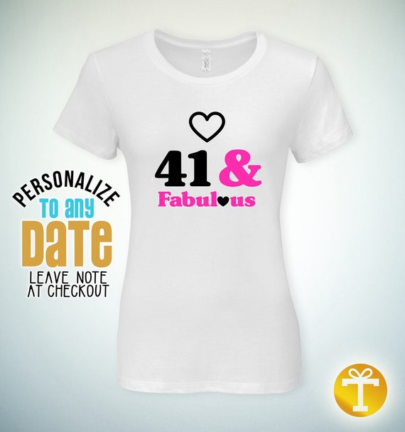 41 Fabulous 41st Birthday Gifts For Women